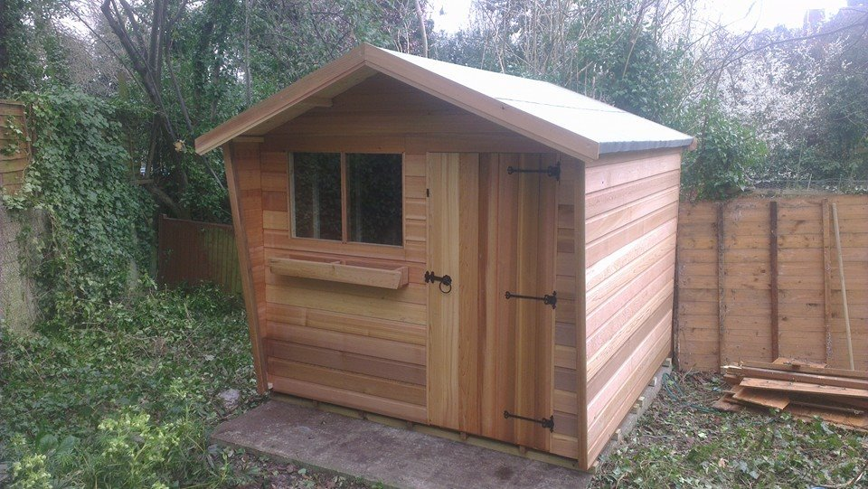 Garden Sheds Reading, Berkshire