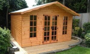 Hideaway Summerhouse Chalet Reading