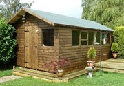 Large Apex Sturdy Shed Reading