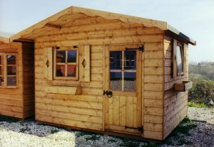 Sundowner Playhouse - Sheds Reading